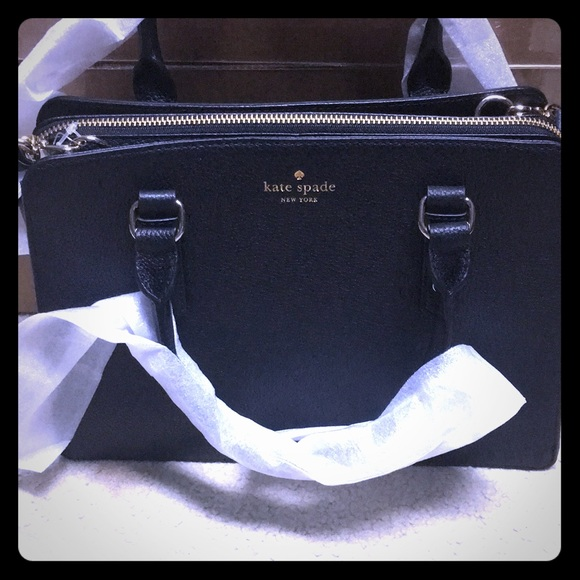 kate spade Handbags - Kate Spade Mulberry Street Lise satchel NWT